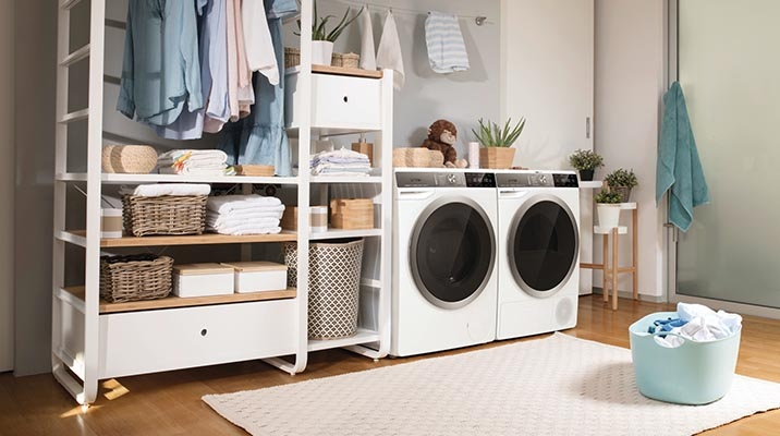Meet the Gorenje WaveActive washing machines