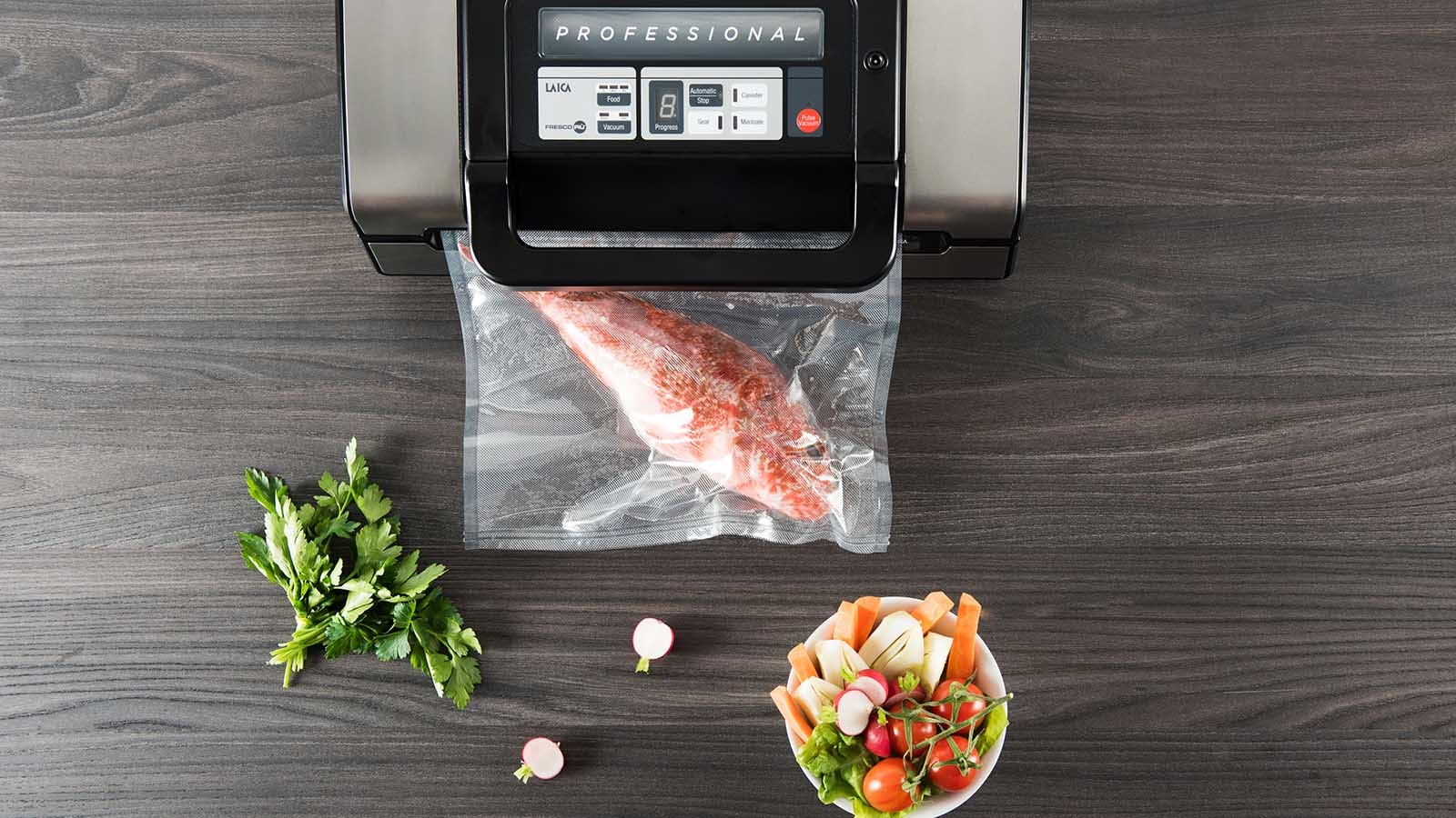 Under pressure – The basics of sous-vide cooking