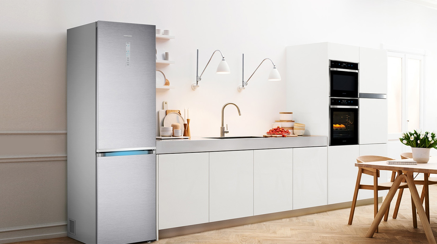 Innovative Samsung refrigerators for the most modern kitchens
